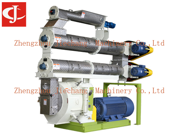 8-12T/H Poultry Animal Feed Pe